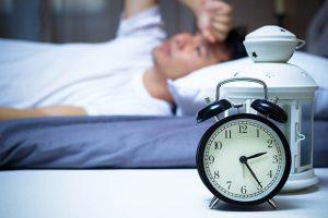 Rối loạn giấc ngủ - mất ngủ