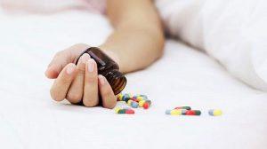 ngộ độc thuốc ngủ